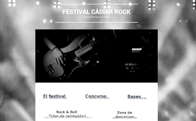 Festival Cádiar Rock
