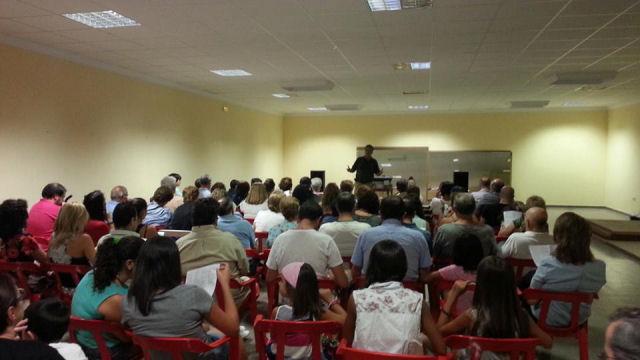 Presentación de Historias de Pavilandia (Foto: Javier Martín)