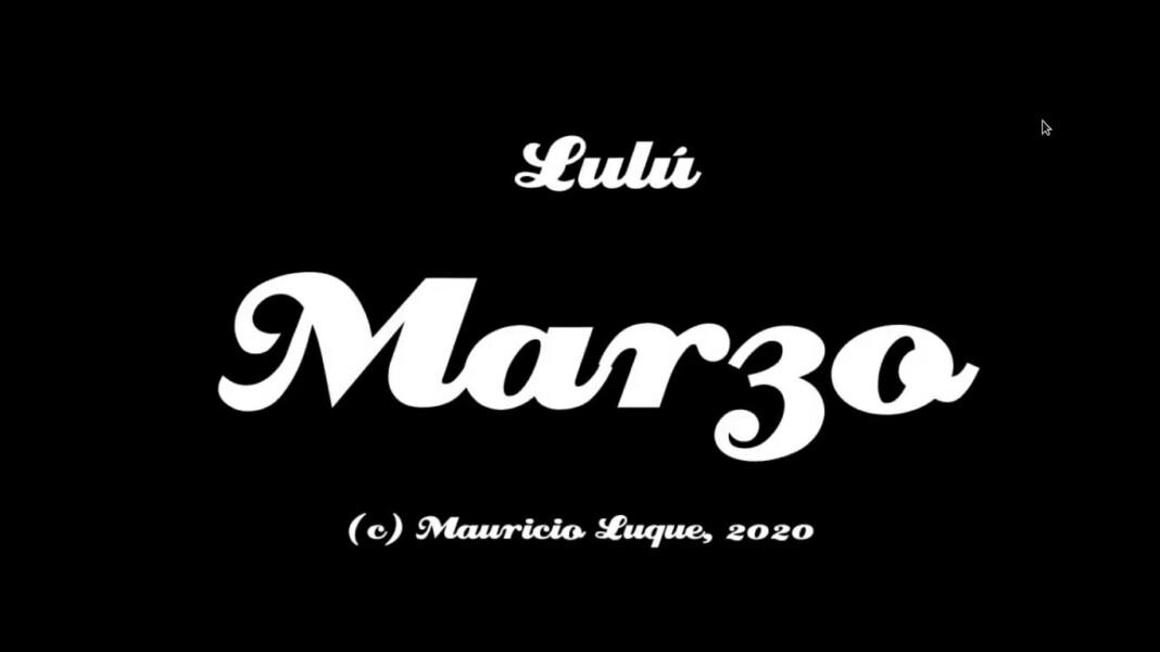 Luluú- Marzo